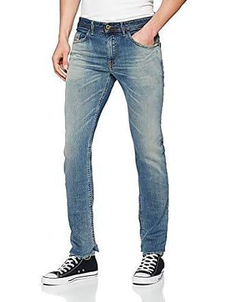 cec2a84a1dbee Diesel Thommer L.32 Pantaloni Jean Skinny, Bleu (Denim 01), 36W