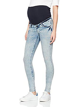 Noppies Jeans OTB Skinny Maternité Femme, Bleu (Grey Blue Denim C303), W31 bb5c8e0b6b2b