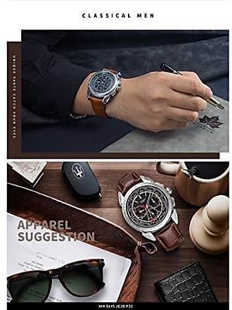 Yazole Relógio Grande Masculino Yazole D444 Social (3)