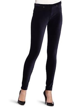 Hue Womens Corduroy Legging, Blue, X-Large