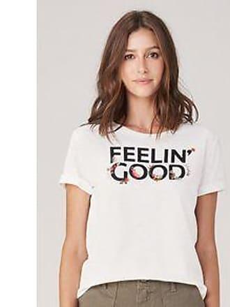Dzarm T-shirt Em Malha Com Estampa Frontal - Branco