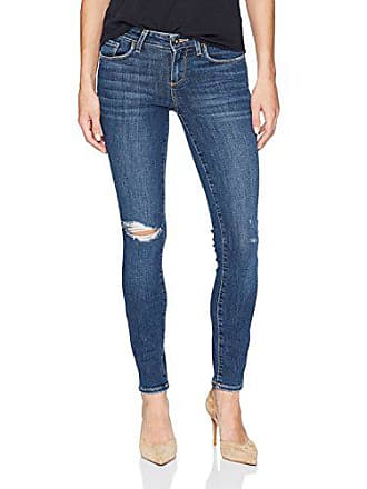 Paige Womens Verdugo Ankle Jeans Addax Destructed, 28