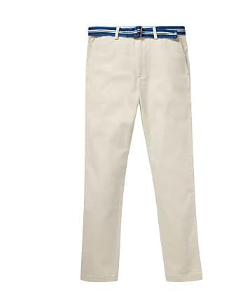 Polo Ralph Lauren Pantalon chino à ceinture Gris Polo Ralph Lauren 56244722e35b