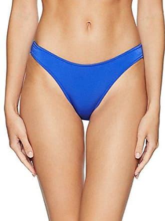 b62efab888b Seafolly Womens 80s Flashback High Cut Bikini Bottom Swimsuit, Blu-Ray, 10  US