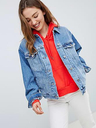 ea0ca7a814 Vestes En Jean Asos® Femmes : Maintenant jusqu''à −63%   Stylight