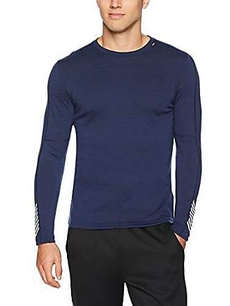 Hemden Helly Hansen Damen HH Lifa Active Light Kurzarm T Shirt Top Sportshirt Blau