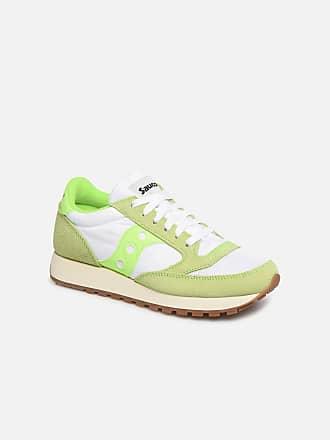 5caa6d09540a51 Saucony Jazz Original Vintage W - Sneaker für Damen   grün