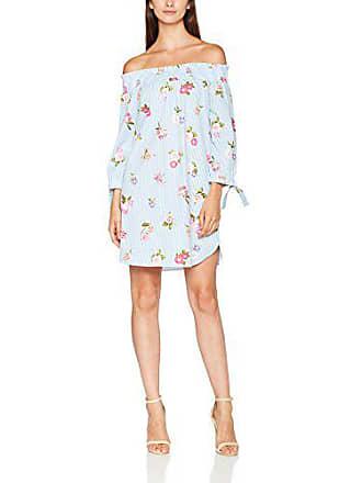 27ac816096289e New Look Dames jurk maddie poplin shirring Bardot - 34