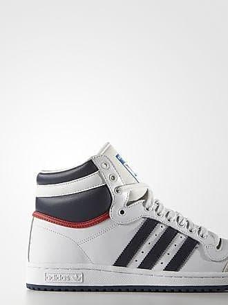 adidas Originals Herren Forum Mid Hi Tops Weiß für nur 71,95