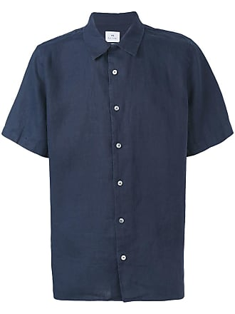 Paul Smith Camisa mangas curtas - Azul