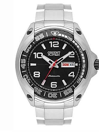 Orient Relógio Orient Flytech Automático Titânio Masculino Analógico 469TI005 P2GX