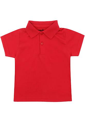 Rovitex Camisa Polo Rovitex Lisa Vermelha d35eeae13d75d