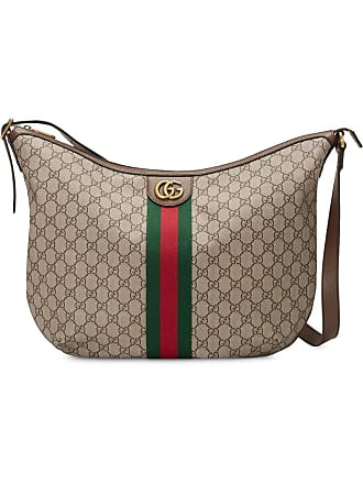 2134086268aa5 Gucci Bolsa tiracolo Ophidia GG - Marrom