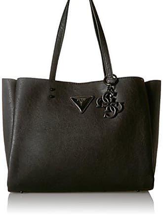 b6e227e72 Guess Jade, Bolsos de mano Mujer, Negro (Black/Bla), 40x27x14