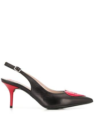 6cc6899ef75 Love Moschino Heart pumps - Black. In high demand