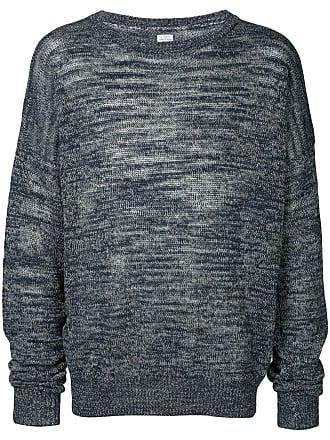 E. Tautz Suéter decote redondo - Azul