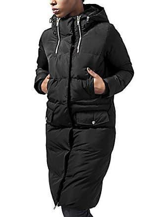 Urban Classics Ladies Bubble Coat, Manteau Femme, Noir (Black), 40 ( 7d4f2459e34