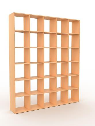 MYCS Étagère - Hêtre, design, rangements de qualité, fonctionnels - 195 x 233 x 35 cm, configurable