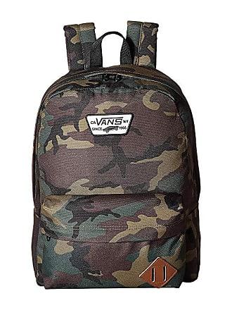 b9727229944 Vans Old Skool II Backpack (Classic Camo Black) Backpack Bags