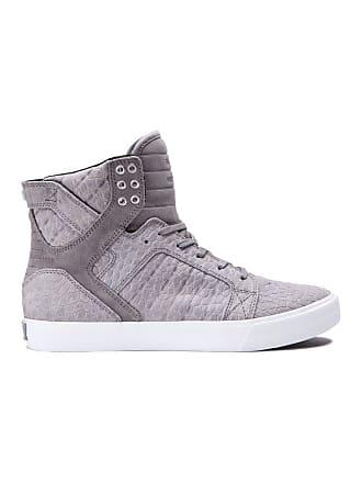 SKYTOP Supra SKYTOP grey grey Chaussures Supra cayman cayman Chaussures Supra Chaussures q55H8t