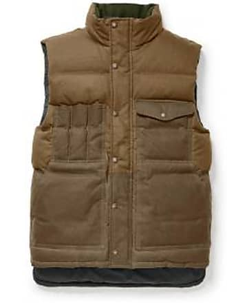 Filson Mens Down Cruiser Vest