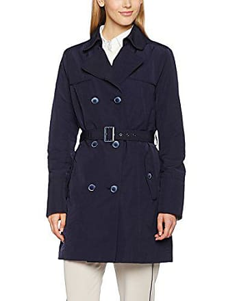 Oliver Black Label 29702526127, Manteau Femme, Bleu (Blue Love 5959) ad298d8c961