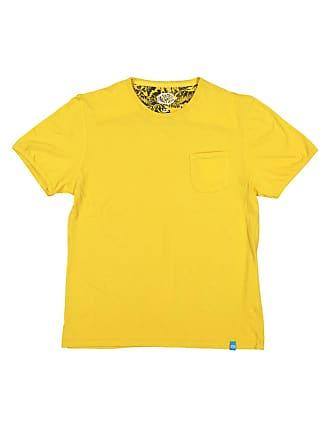 Panareha MARGARITA pocket t-shirt yellow