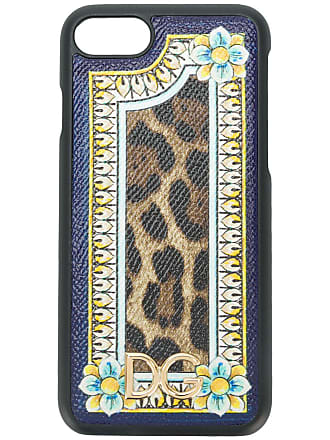 Dolce & Gabbana Capa para iPhone 6/7 estampada - Estampado