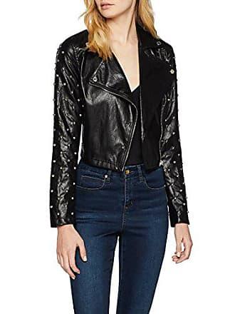 b3065889146b Versace Jeans EC0HRB930-E899, Manteau Femme, Noir (Nero E899), 36