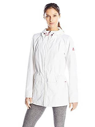 ZeroXposur Womens Anorak Jacket, White, Small