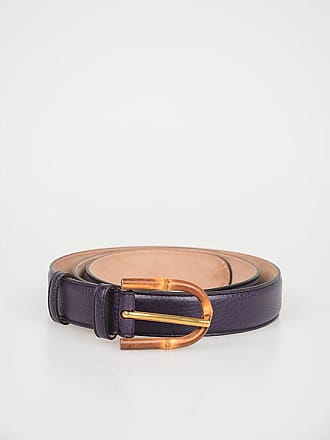 Gucci 30 mm Leather BAMBOO Belt size 100