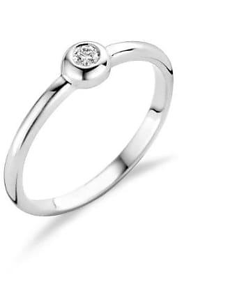 d9d22150e44 Miore MSL006RR58 - Bague Femme Argent 925 1000 1.3 gr - Diamant - T 58