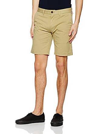 b704f3f0f27b2b Tommy Jeans Uomo BASIC PT SLIM SHORT FERRY 12 Pantaloncini Beige (Kelp) 52 (