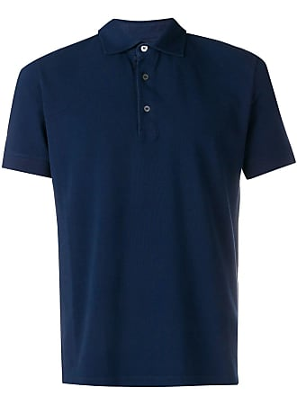 Ballantyne Camisa polo clássica - Azul