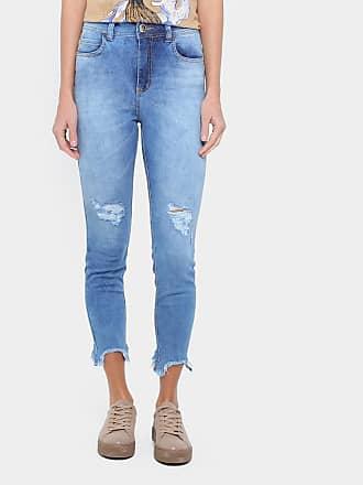 caf59ed59 Colcci Calça Jeans Skinny Colcci Bia Cintura Alta Feminina - Feminino