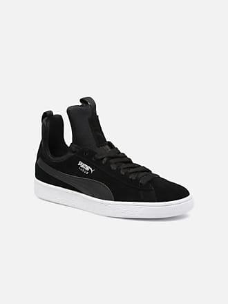 e2ab3bc455f Puma Suede Fierce Wns - Sneakers voor Dames / Zwart