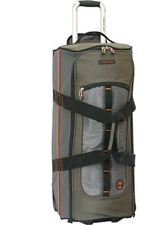 Timberland 28 Wheeled Duffle Luggage Bag, Burnt Olive