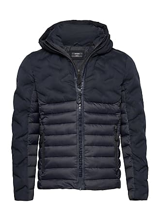 Superdry ESSENTIALS RADAR JACKET - Dunjakke - black