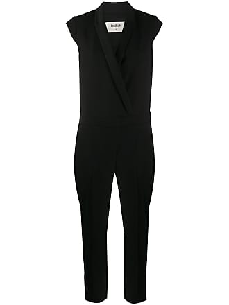 BA&SH Treena jumpsuit - Preto