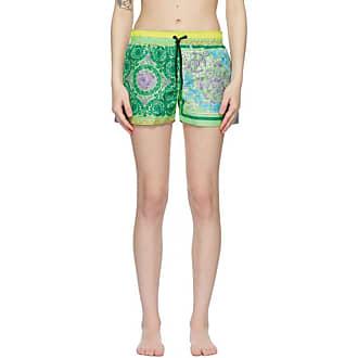Onefa 2019 New Women Swim Shorts Trunks Elastic Bathing Bottom Skinny Capris for Sport Sunscreen