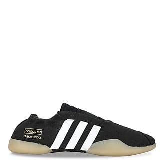 adidas Originals Taekwondo black sneakers