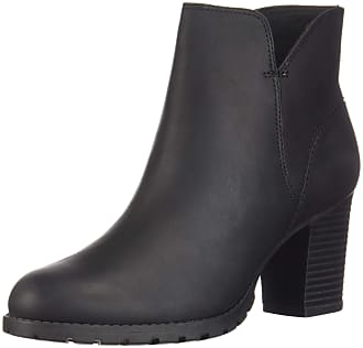 Clarks Leather Boots − Sale: up to −40