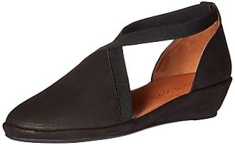 Kenneth Cole Pewter Metallic Leather Natalia Gentle Souls Wedge Shoe New