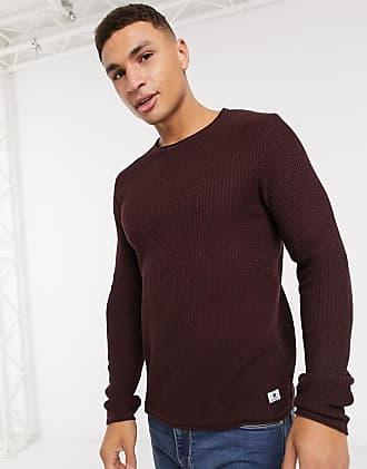 Jack /& Jones Premium Mens Sweater Crew Neck Slim Fit Yarn Sweatshirt JPRWilliam