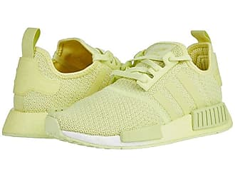 adidas Originals NMD_R1 (Yellow Tint/Yellow Tint/Footwear White) Womens Running Shoes
