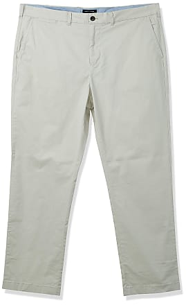 Tommy Hilfiger Mens Big and Tall Classic Fit Stretch Chino Pants