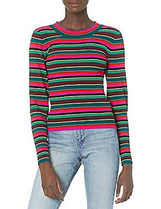 MILLY Womens Pointed Scallop Pullover