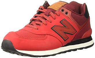 new balance women red