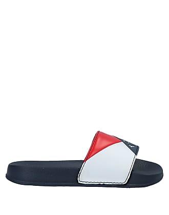 Tommy Hilfiger Herren Sandalen Badelatschen Shoes Zehentrenner Strandschuhe 42