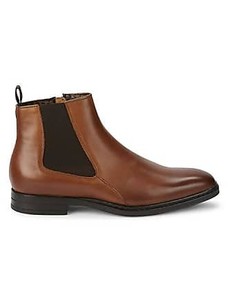 Karl Lagerfeld Leather Chelsea Boots